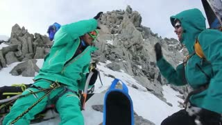 Auclair & Fransson Chamonix part II