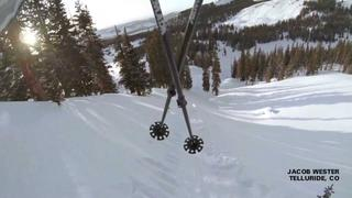 Jacob Wester's Massive POV Backflip in Telluride, CO - 6år sedan