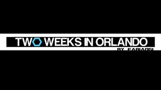 Two weeks in Orlando By fabiangl.com