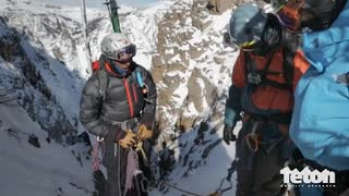 TGR Joins Exum Mountain Guides In The Apocalypse Couloir – Almost Live Season 5 Episode 9 - 7år sedan