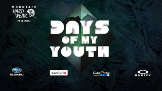 Trailer: Matchstick Productions - Days of My Youth - 7år sedan