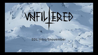 Unfiltered Skiing E01 - Intro/Snovember - 6år sedan