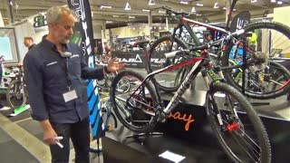 Sweden Bike Expo 2013 - Haibike