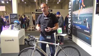 Sweden Bike Expo 2013 - Garmin Vector