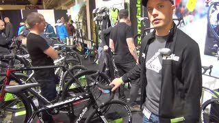 Sweden Bike Expo 2013 - Cannondale / GT