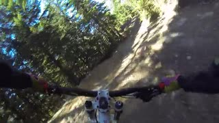 Whistler raw - A-line del 2