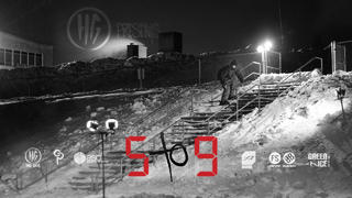 HG Skis Presents: 5 to 9 Trailer - 4år sedan
