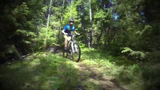 Bike in Värmland! By: Linus Olsson