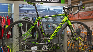 Sweden Bike Expo 2014 - Cannondale / GT / Sugoi
