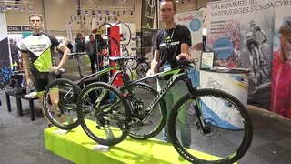 Sweden Bike Expo 2014 - Merida MTB