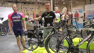 Sweden Bike Expo 2014 - Merida Landsväg