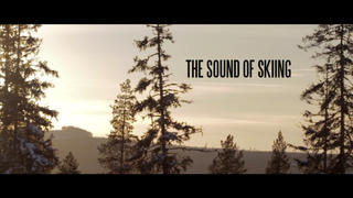 The sound of skiing by Emil Larsson - 3år sedan