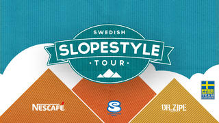 Swedish Slopestyle Tour 2015 #1 - Kungsberget - 3år sedan