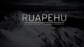 Salomon Freeski TV S08E11 - Ruapehu - 2år sedan
