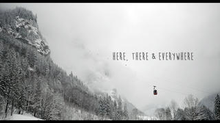 Here, there & everywhere - 4år sedan