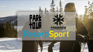 FREERIDES PARKTOUR - Åre - 5år sedan