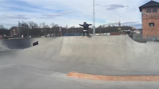 Anton Lind - OUTDOOR SKATE 15 - 3years ago