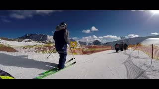 Samuel Ålander - Frames of Skiing Ep.1 Down South - 3years ago
