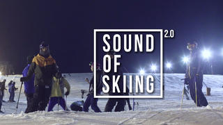 Sound of skiing 2.0 - 3years ago