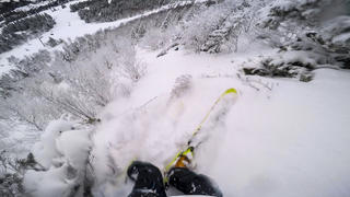 Pow Slalom and Small Trees Åre - 3years ago