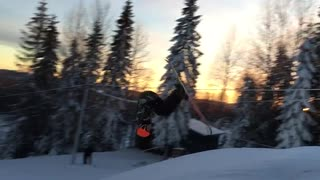 Underroterad backflip - 5år sedan
