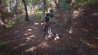 Riding XC in the Dirt