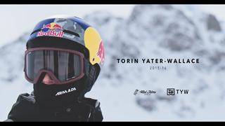 Torin Yater-Wallace 2015-16 - 2år sedan