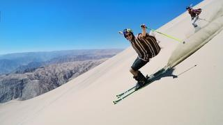 GoPro: Dunes - Sand Skiing in Peru - 2år sedan