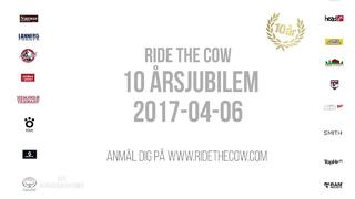 RIDE the COW firar 10 år! - 2år sedan