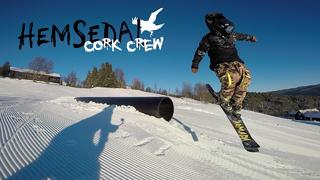 hemsedal cork crew - geilo january - 3år sedan