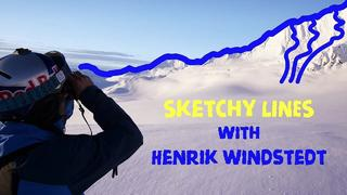 Sketchy Lines with Henrik Windstedt. Epi