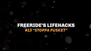 "Freeride's Life Hacks # 13 ""Stoppa fusket"" - 3år sedan"