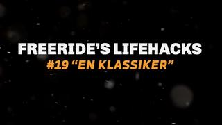 "Freeride's Life Hacks # 19 ""En klassiker"" - 3år sedan"