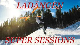 Ladängen Super Sessions - Jesper Tjäder & Friends - 7mån sedan