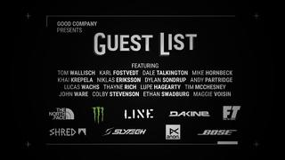 Guest List - Official Trailer by Good Company - 3år sedan