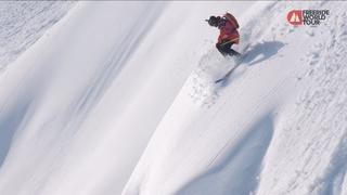 2018 Freeride World Tour Calendar Teaser - 1år sedan