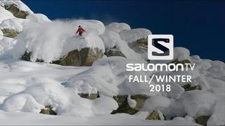 Salomon TV: Fall Winter 17/18 Teaser - 3år sedan