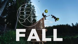 Real Skifi Fall #18