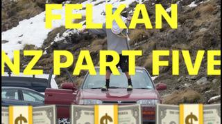 Nz Part Five - Felkan - 1år sedan