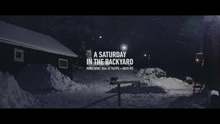 GH4 + MōVI M5 - A Saturday In the Backyard at 96 fps - 1d ago