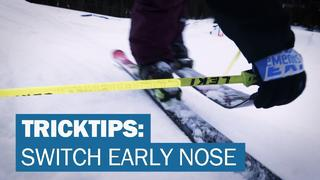 TRICKTIPS: Switch Early Nose med Jesper Tjäder - 2år sedan