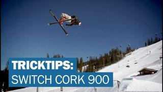 TRICKTIPS: Switch Cork 900 med Oscar Wester - 2år sedan