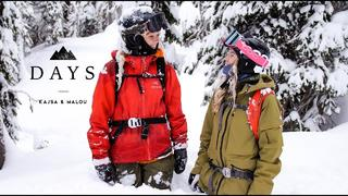 KM:DAYS - EPISODE 1 - Snow's deep and so's the talk.. - 1år sedan