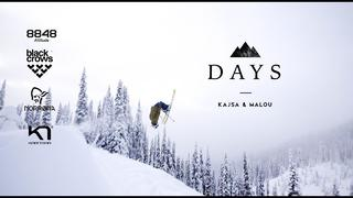 KM:DAYS - EPISODE 2 - Backflippin' in Revelstoke - 1år sedan