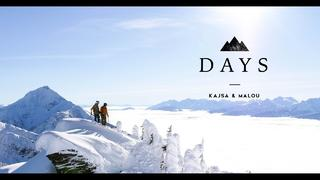KM:DAYS - EPISODE 4 - Freebirds - the money, travel and powder skiing - 1år sedan