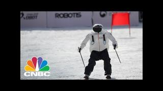 Robot Skiers Hit The Slopes In An Olympics-Style Downhill Competition | CNBC - 7mån sedan