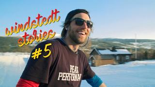 Windstedt Stories #5 - Backyard Shred - 2år sedan
