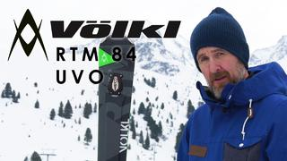 Volkl RTM 84 UVO 2017 Ski Review By Simon From Edge & Wax