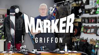 Marker Griffon 2016 Ski Binding Overview - 1v sedan