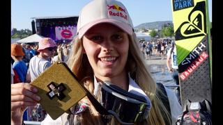 Jennie-Lee Burmansson vinner X Games Norway 2018 - 2år sedan